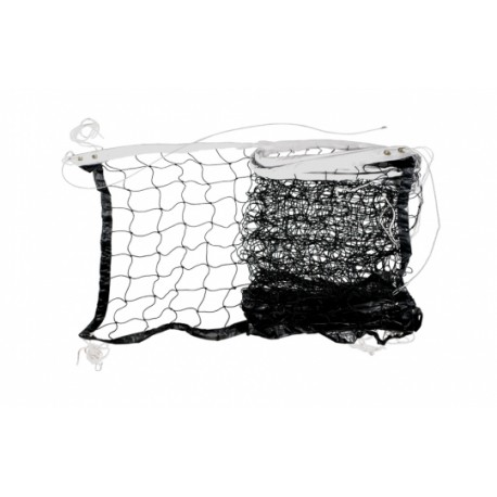 Volleyball net with antennas